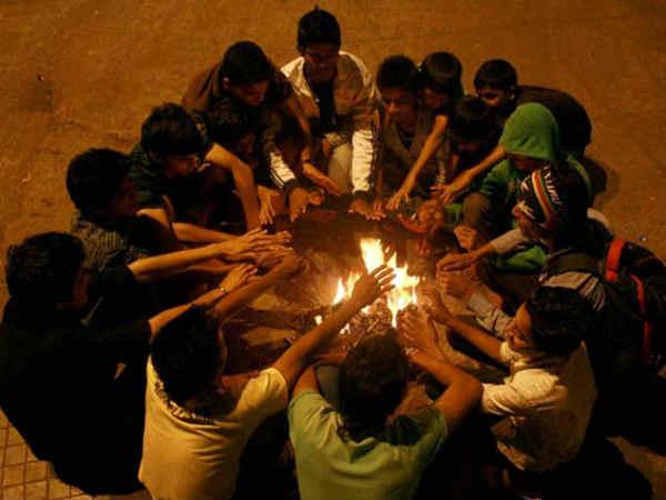 Winter Gujarat Naliya 8 3 Degree
