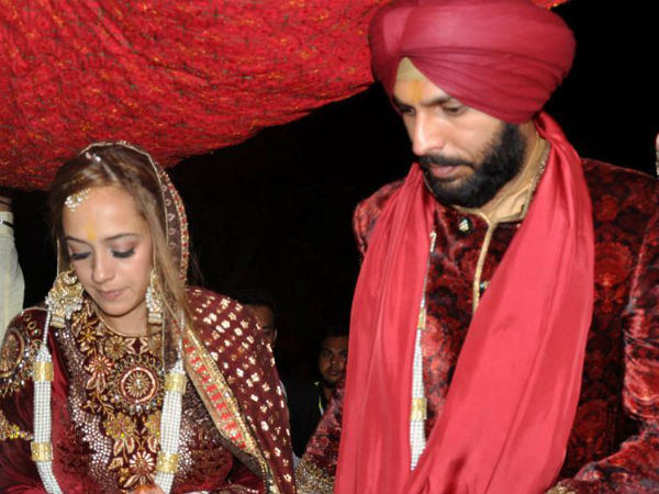 yuvraj marriage