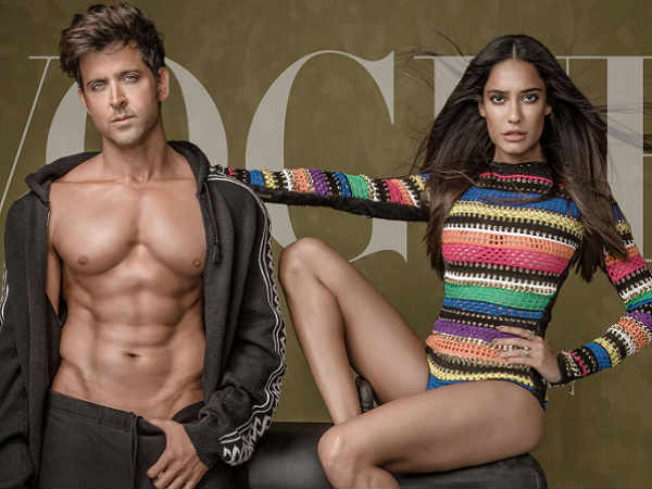 Hrithik Roshan And Lisa Haydon Latest Hot Sizzling Photoshoot