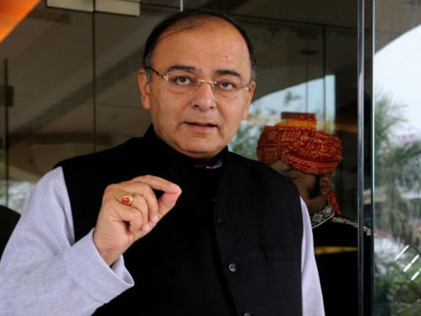 Arun Jaitley Appointed Bjp Election Incharge Gujarat
