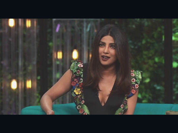 Koffee With Karan 5 Priyanka Chopra Made Surprising Revelation About Phone Sex To Kiss An Ex