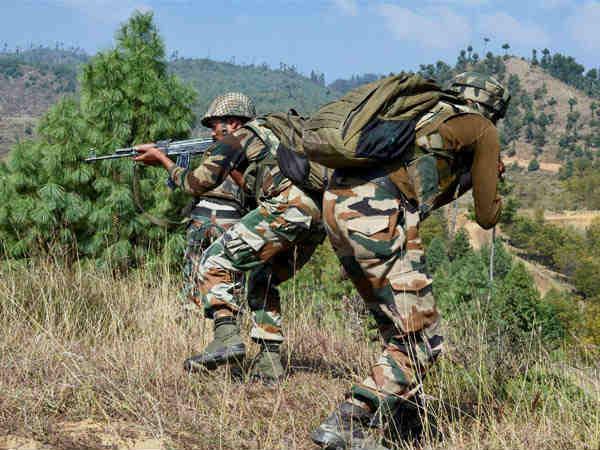 Terrorist Killed Encounter At Baramulla Jammu Kashmir