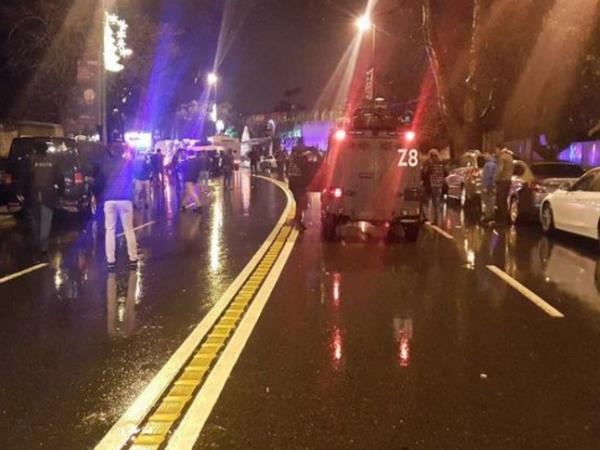 Many Injured Nightclub Attack Istanbul Turkey During New Yea