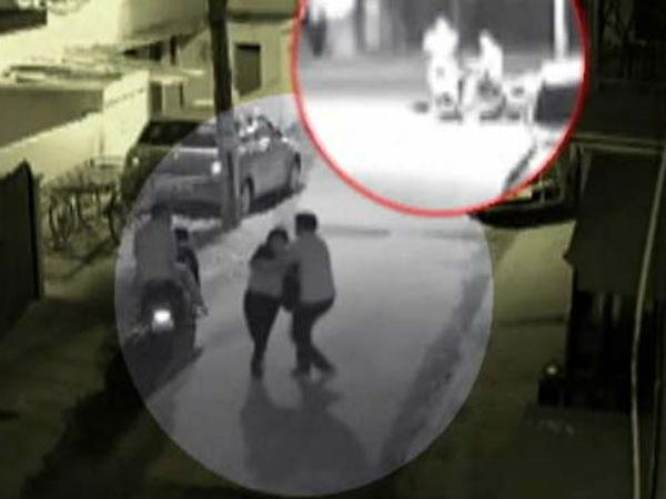 More Shame Bengaluru Woman Molested On Street Shows Video