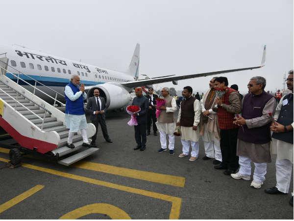 Pm Narendra Modi Visit Patna Take Part 350th Prakash Parv Guru Gobind Singh