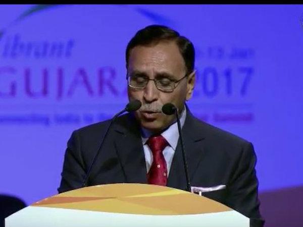 Live Latest News Update On Vibrant Gujarat Summit