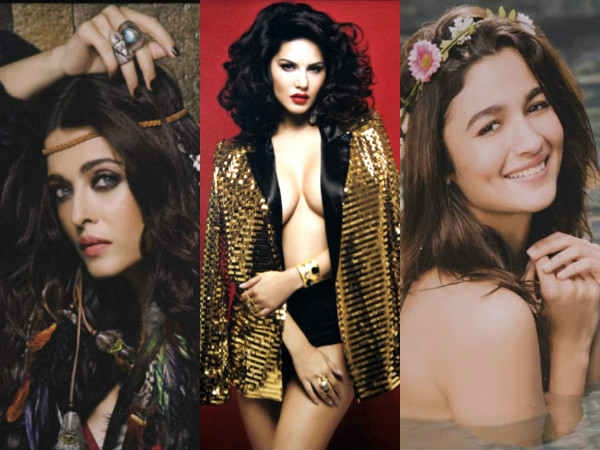 Dabboo Ratnani Calendar 2017 Pics Of Bollywood Actresses
