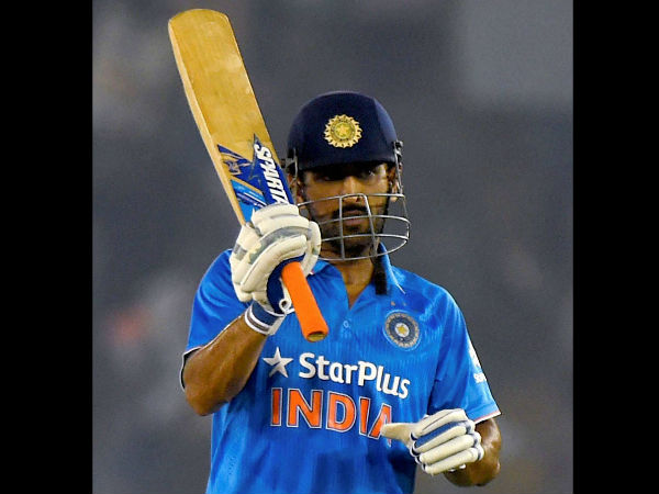 Mahendra Singh Dhoni Has Stepped Down As Odi T20 Captain Ind