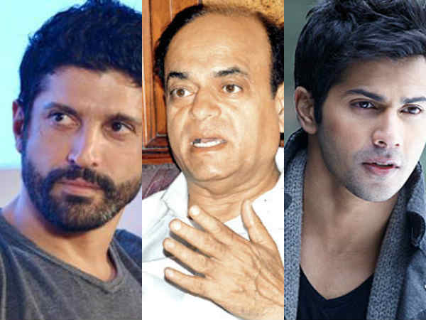 Bangalore Molestation Case Farhan Akhtar Varun Dhawan Lashes Out At Abu Azmi