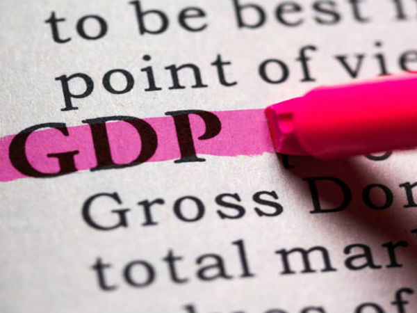 Gdp Growth During 2016 17 Estimated At 7 1 Percent