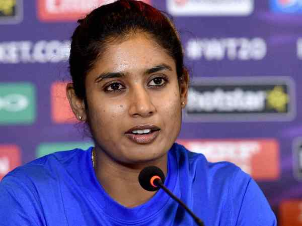 Mithali Raj Is Made The Captain 14 Member Indian Squad The I
