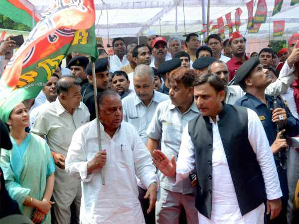 Mulayam Singh Says I Have Very Less Mla Likely Meet Ec Tomor