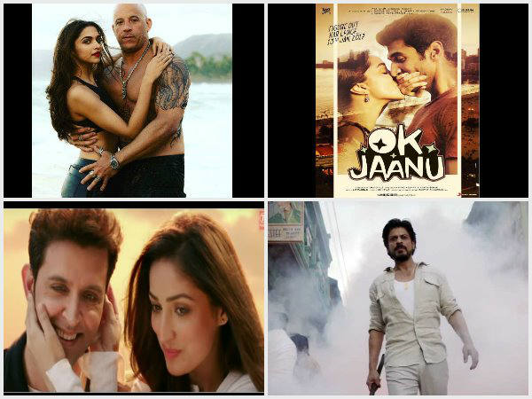 Upcoming Bollywood Films Of January
