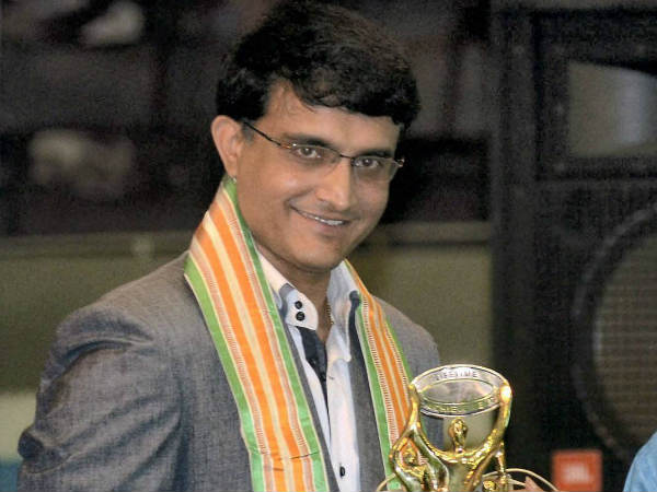 Sourav Ganguly The Current Boss The Cricket Association Ben