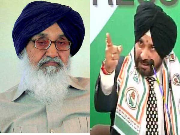 Punjab Will Stand Up Again To Punish Badal Family Says Navjot Singh Sidhu