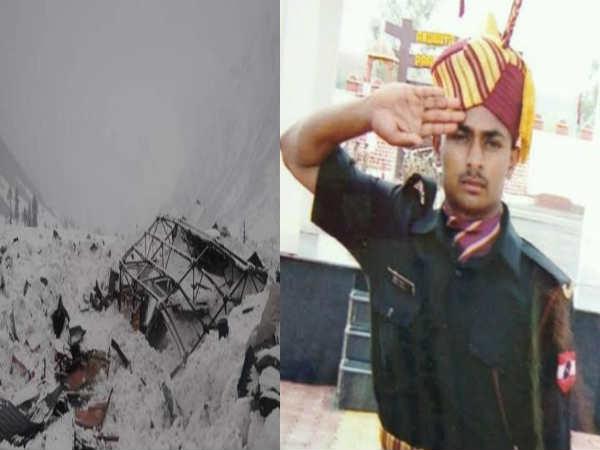Gujarat Godhra Jawan Martyrs Due Avalanche Kashmir