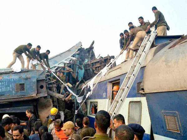 Cbi To Probe Into Kanpur Rail Track Damage Railways Sniffs Sabotage