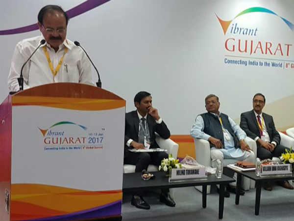 Vibrant Gujarat Read Here What Venkaiah Naidu Said About Gujarat