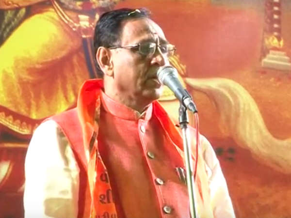 Cm Vijay Rupani Told His Government Will Be Strict On Nashabandhi
