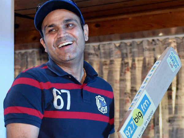 Virender Sehwag Trolls Pakistan Cricket Team In 11th Anniversary Of Lahore Double Century