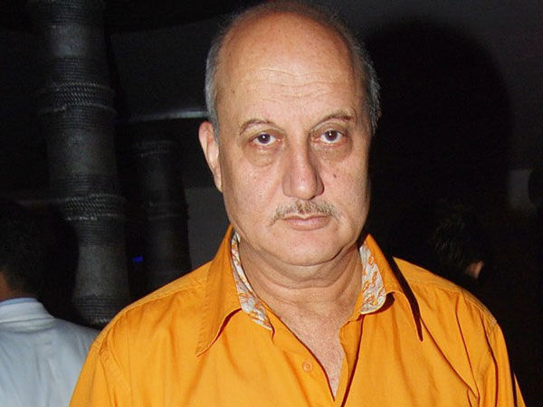 On Anniversary Migration Anupam Kher Dedicates Poem To Kashmir Pandits
