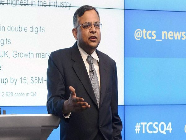 Important Facts About N Chandrasekaran New Ceo Tata Sons