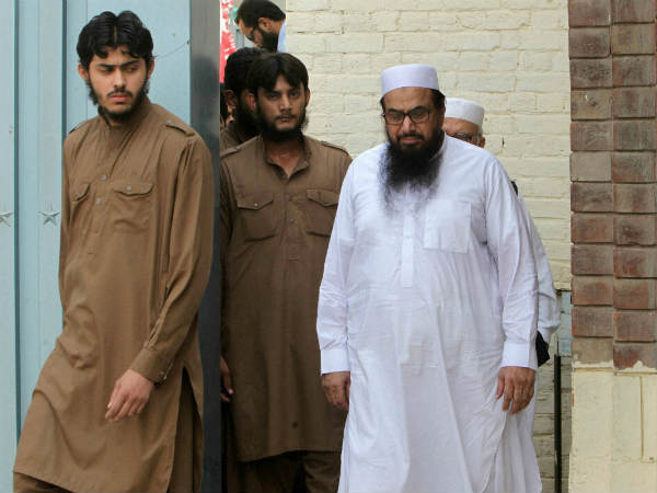 Hafiz Muhammad Saeed Put Under House Arrest
