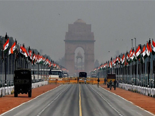 Live Updates India Celebrates 68th Republic Day