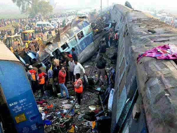 Litre Pressure Cooker Used As Ied To Blast Kanpur Rail Track By Isi Funding