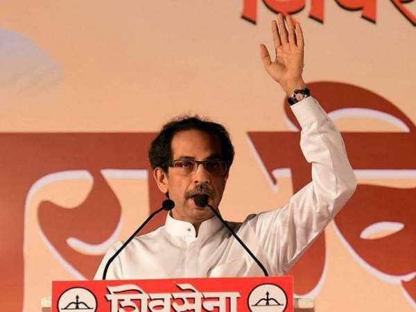Shiv Sena Chief Uddhav Thackeray Hits Out At Prime Minister Narendra Modi