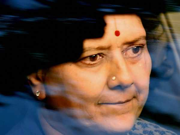 Sasikala Surrendered Before The Court In Bengaluru Prisoner Number Is