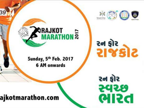 Sunday Cm Vijay Rupani Will Flag Off Rajkot Vadodara Marathon