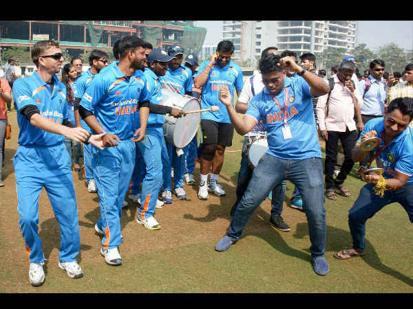 India Won Blind T 20 World Cup Beating Pakistan In The Final By 9 Wicket