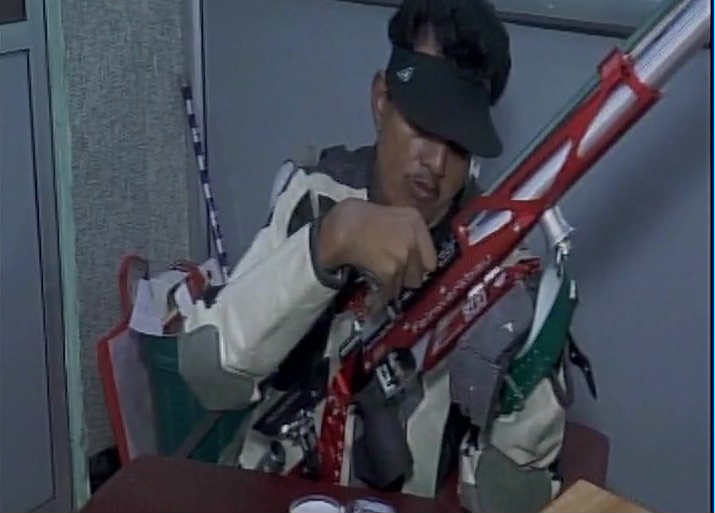 Divyang Shooter Seeks Help Fund His Para Shooting Wc Dream