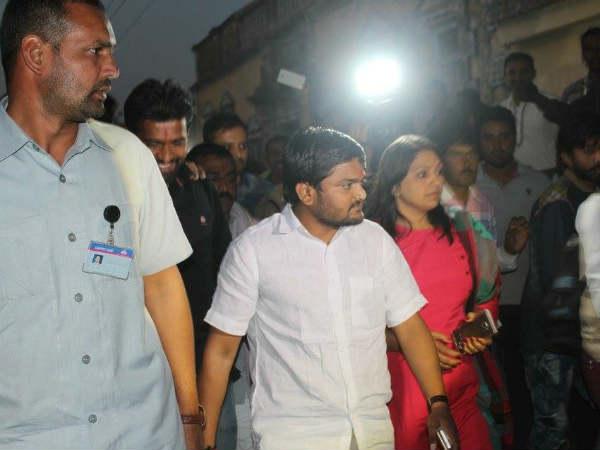 હાર્દિક કહ્યું ભાજપી નેતાઓએ BJPને બળાત્કારી પાર્ટી બનાવી છે