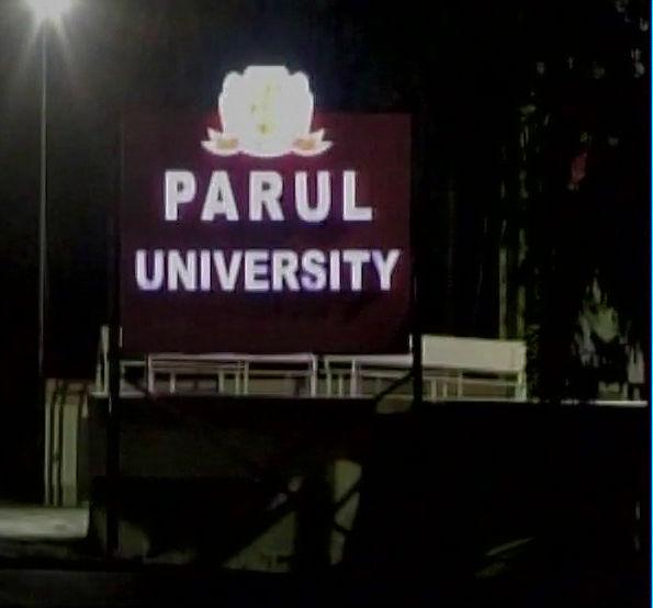 Vadodara Clash Broke Between Students Parul University 20 Injured