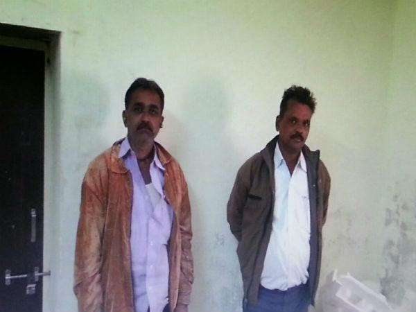 Anti Corruption Bureau Arrested Halvad Police From Taking Br