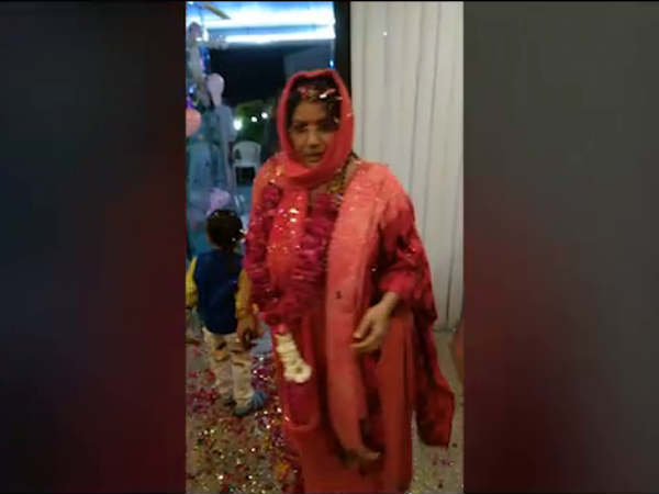Sadhvi Jayshree Giri New Video Viral Where She Celebrated Her Lavish Birthday