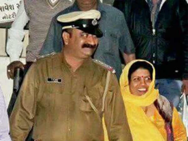 One More Case On Sadhvi Jayshree Giri