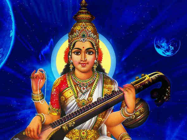 Vasant Panchami 2017 01 Feb On This Day Goddess Saraswati Worshiped