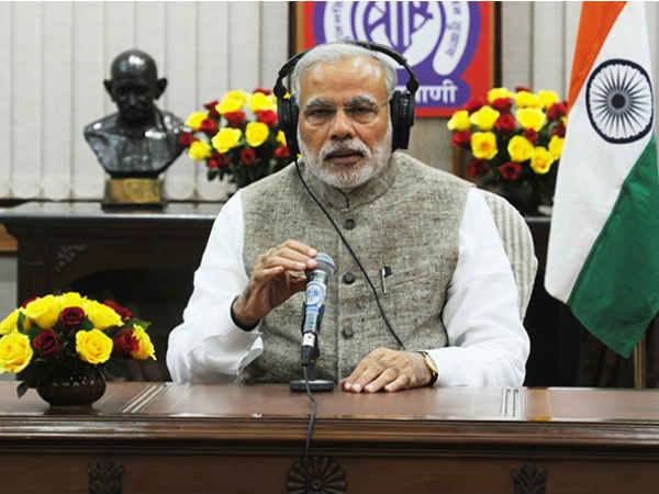 Pm Speak On Radio In Man Ki Baat Congratulates Isro