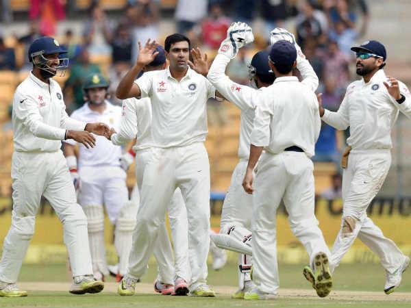 India Vs Australia 1st Test Day 1 At Pune Maharashtra Cricket Asociation Stadium