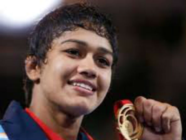 Gurmehar Kaur Row Babita Phogat Jumps Into Tweet Thread Slamming Randeep Hooda