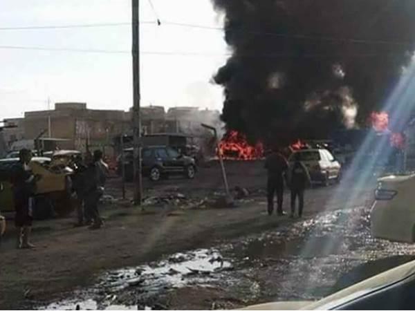 ઇરાકઃ બગદાદમાં કારમાં બોમ્બ વિસ્ફોટ, 51ના મોત, 60 ઘાયલ