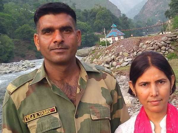 Under High Court Orders Bsf Jawan Tej Bahadur S Wife Will Be Allowed To Meet Him Over The Weekend