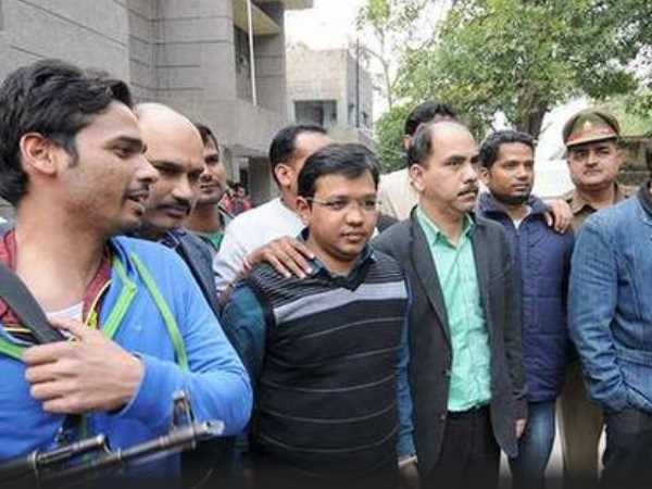 Up Stf Busted Online Fraud Company In Noida Three Arrested As Key Accused