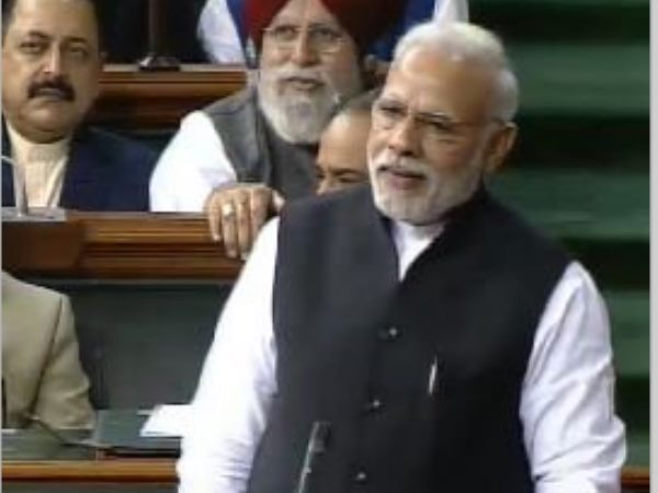 Pm Modi Replied Debate On Motion Thanks President S Address In Rajya Sabha