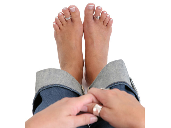 Reasons Why Women Should Wear Silver Toe Ring