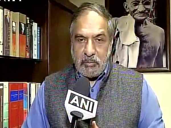 Pm Modi Must Not Give Such Wrong Statements Anand Sharma