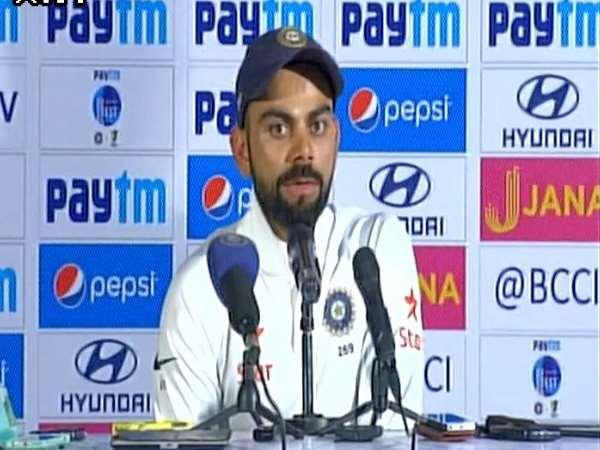 Virat Kohli Blames Batsmen Poor Performance After Losing Pune Test